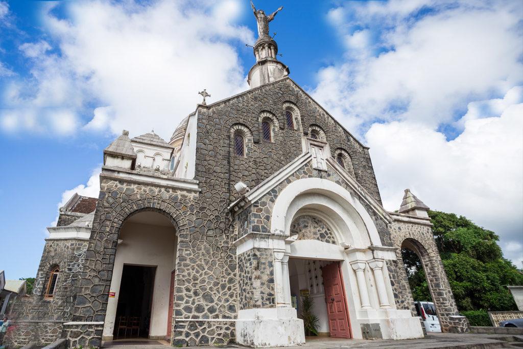 Balata Kirche auf Martinique