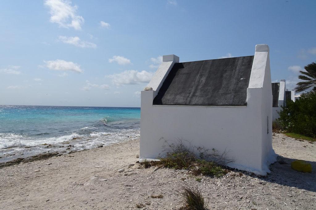 Sklavenhütten auf Bonaire