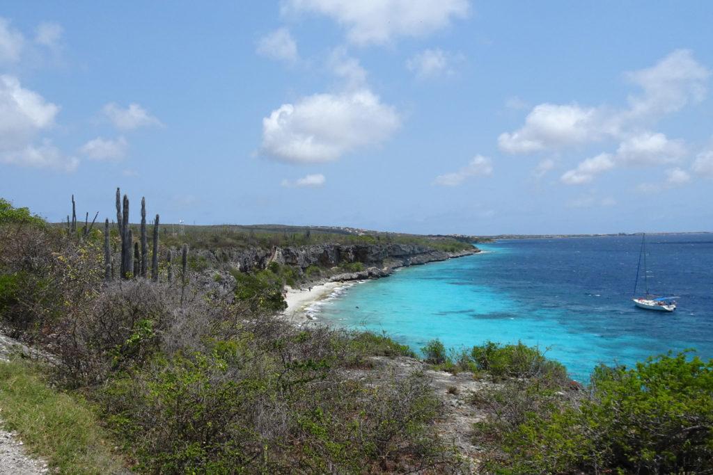 Strand auf Bonaire 1000 Steps