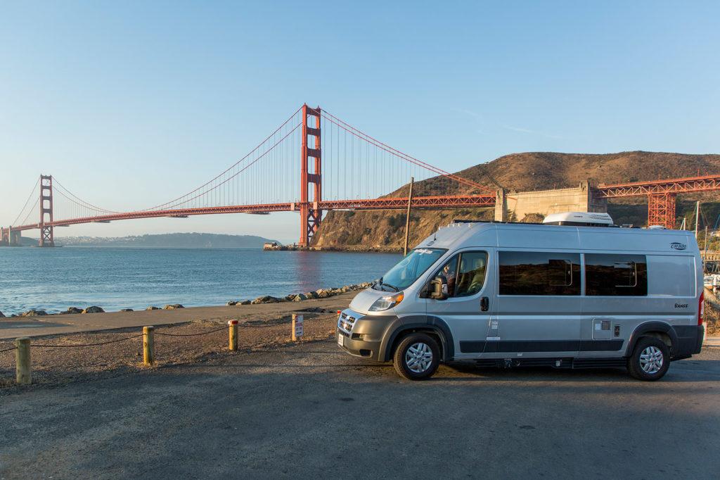 Vergleich Kastenwagen- und klassischer Campervan