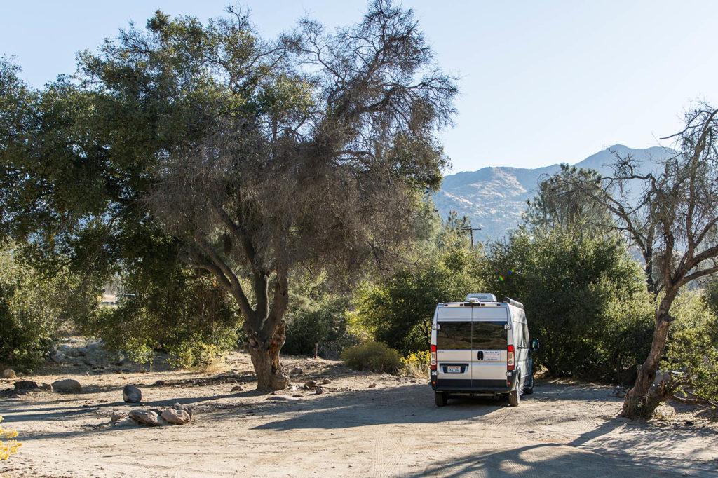 Campen in den USA - Informationen, Hinweise & Tipps