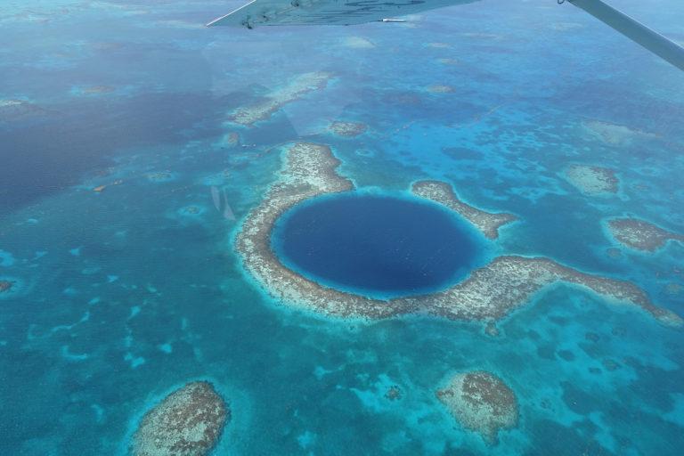 Mein Schiff Blue Hole