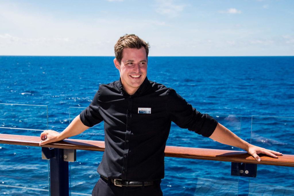 Fotograf Mein Schiff TUI Cruises Erfahrungsbericht Seetag