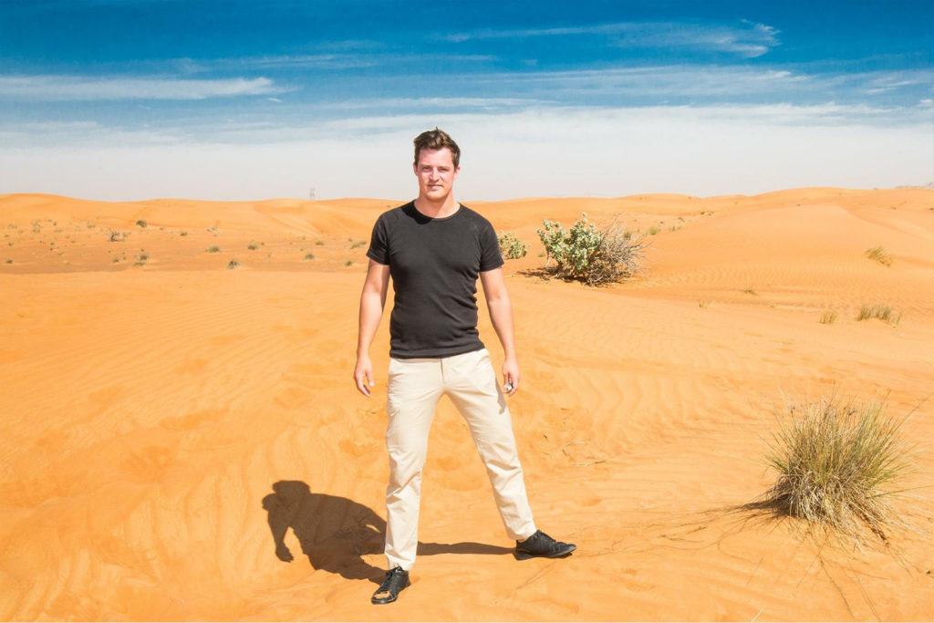 Fotograf Mein Schiff TUI Cruises Erfahrungsbericht Wüste Khor Fakkan