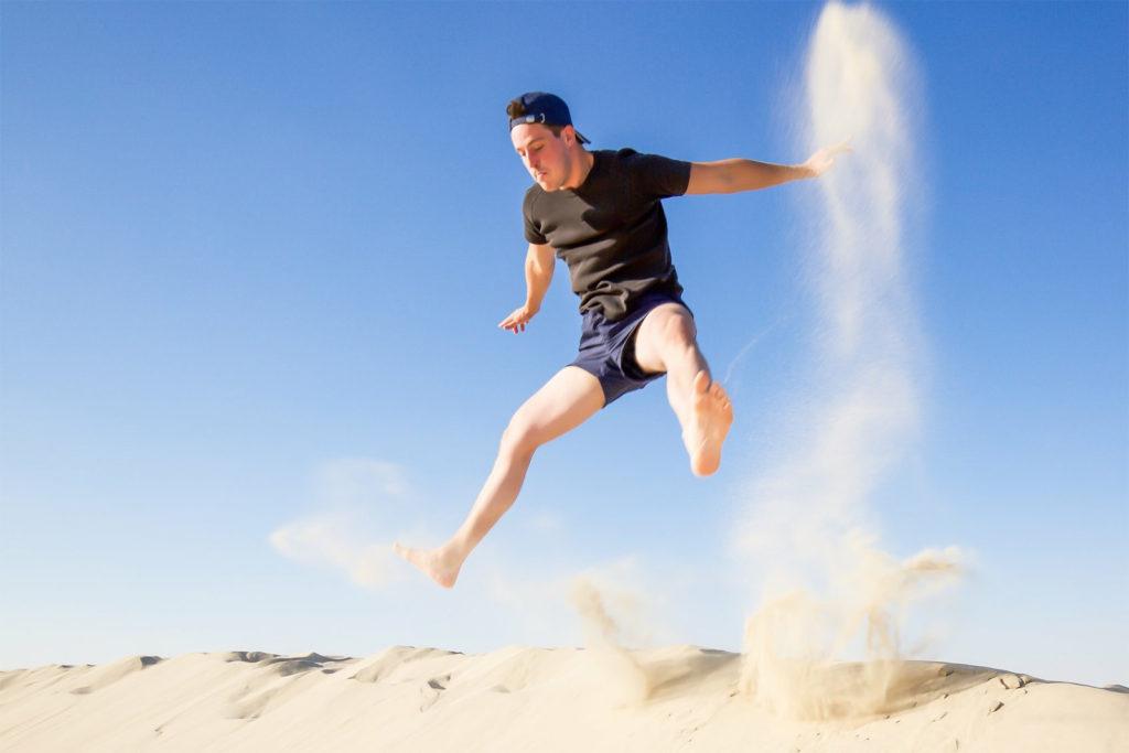 Fotograf Mein Schiff TUI Cruises Erfahrungsbericht Wüste Katar