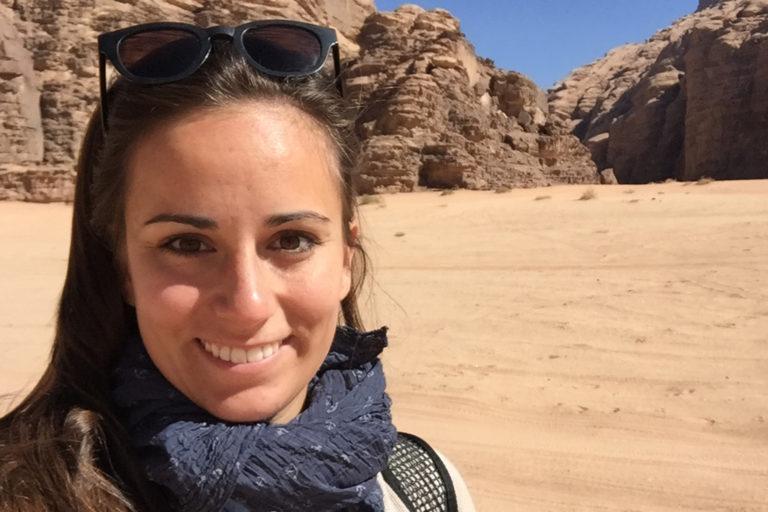 Ausflugsexperte unterwegs in Jordanien Mein Schiff Tui Cruises