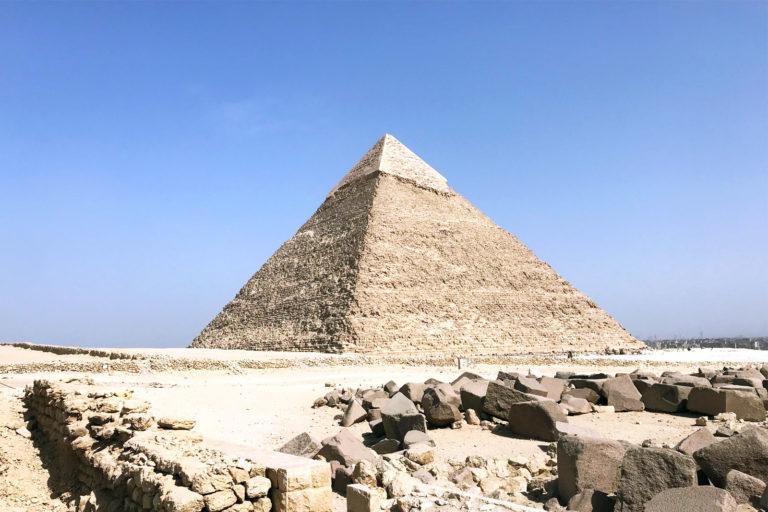 Mein Schiff Ausflugsexperte zu den Pyramiden