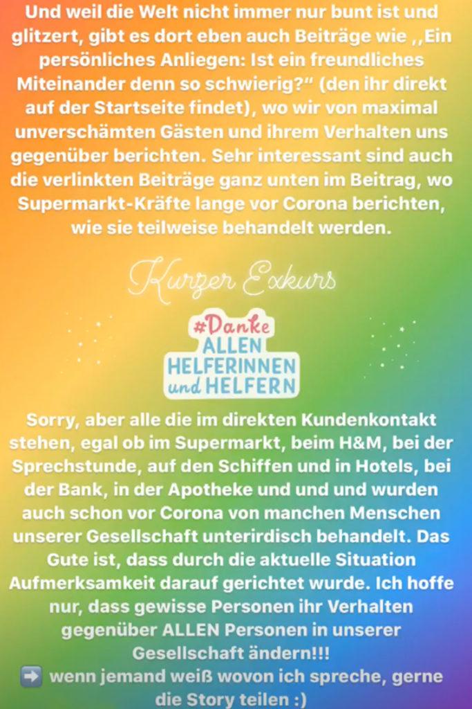 Beiträge auf thestruggleisreal.de