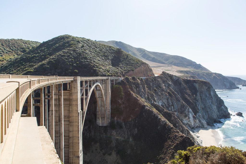 Brücke auf dem Highway No. 1
