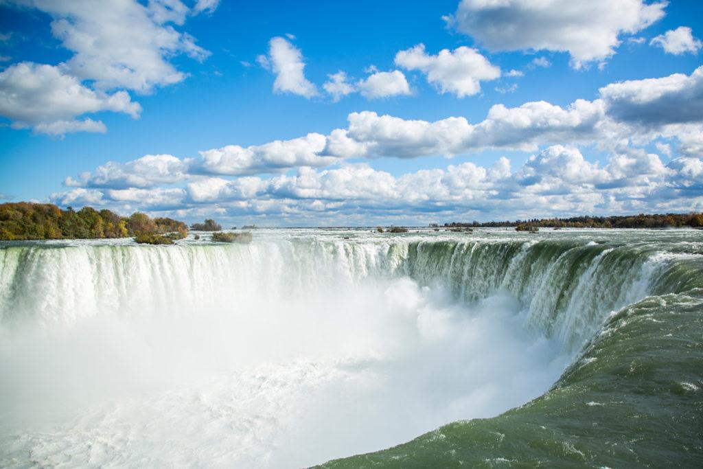 Niagarafälle, Queen Victoria Park in Kanada