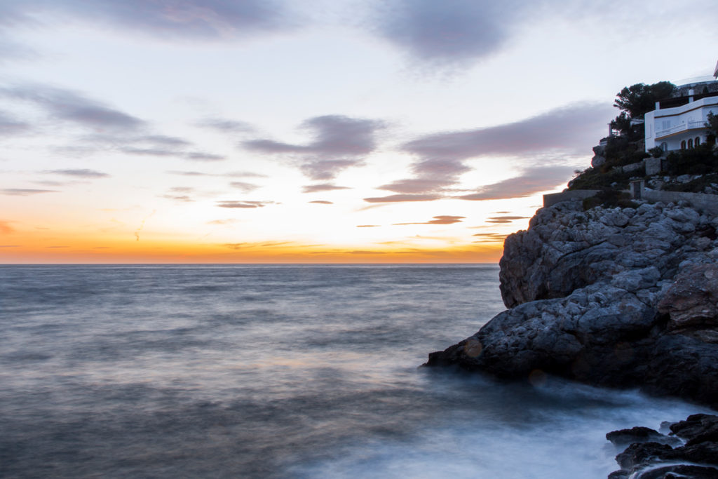Sonnenuntergang Punta de la Mona