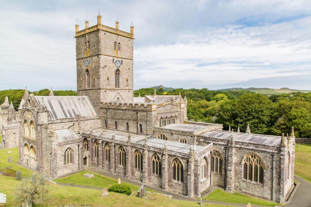 Kathedrale von St. Davids, Wales